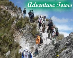 adventure tours ecuador