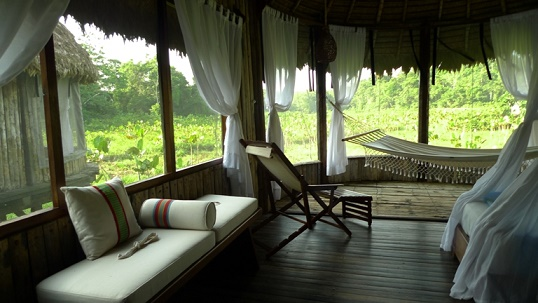 kapawi lodge in the amazon