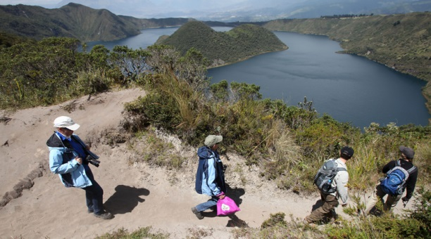 hiking and trekking tours ecuador