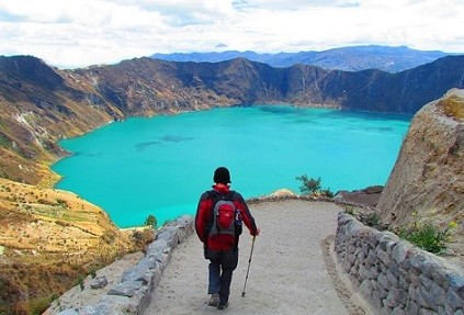 quilotoa lake tours