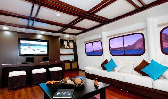 Luxury cruises in galapagos