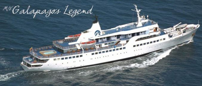 Galapagos luxury ships and cruises
