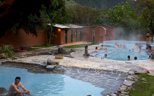 thermal pools ecuador