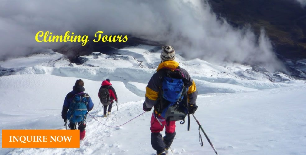 Mountain Climbing Tours