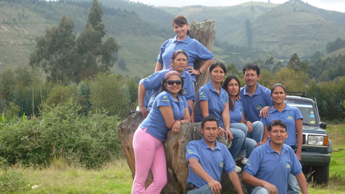 Team MyBeautyEcuador South America Tour Operator