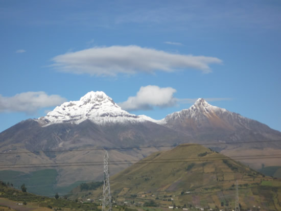 pics andes