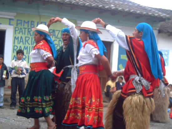 the changes of traditional society in ecuador John vidal: proactive in adapting society to deal with global warming, the indigenous peoples of ecuador are at the forefront of a political revolution.