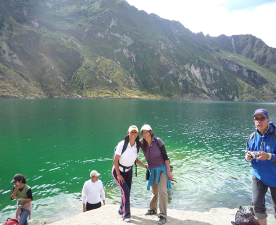tours to quilotoa ecuador tours