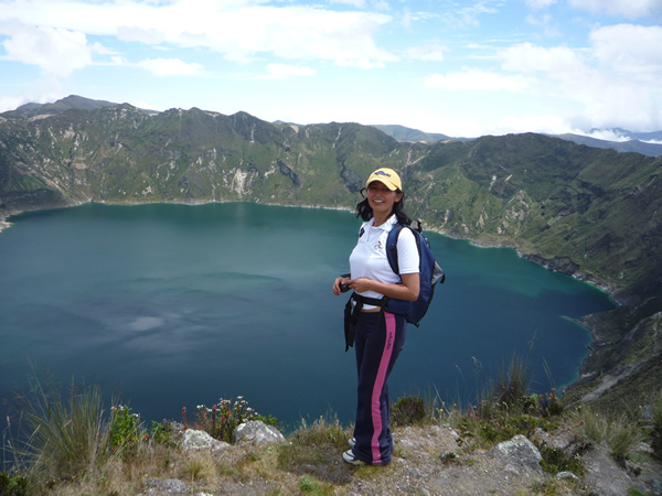 Tours 1 day in Ecuador Quilotoa lake